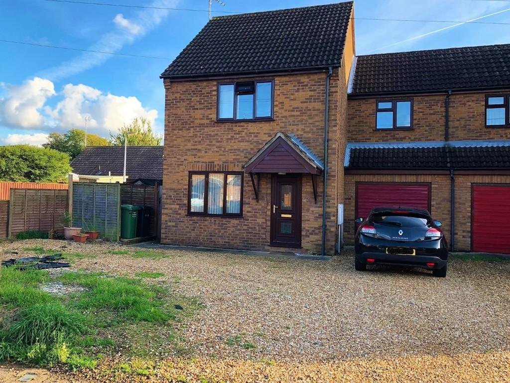 3 Bedrooms End Of Terrace House for sale in Wistaria Road, Wisbech