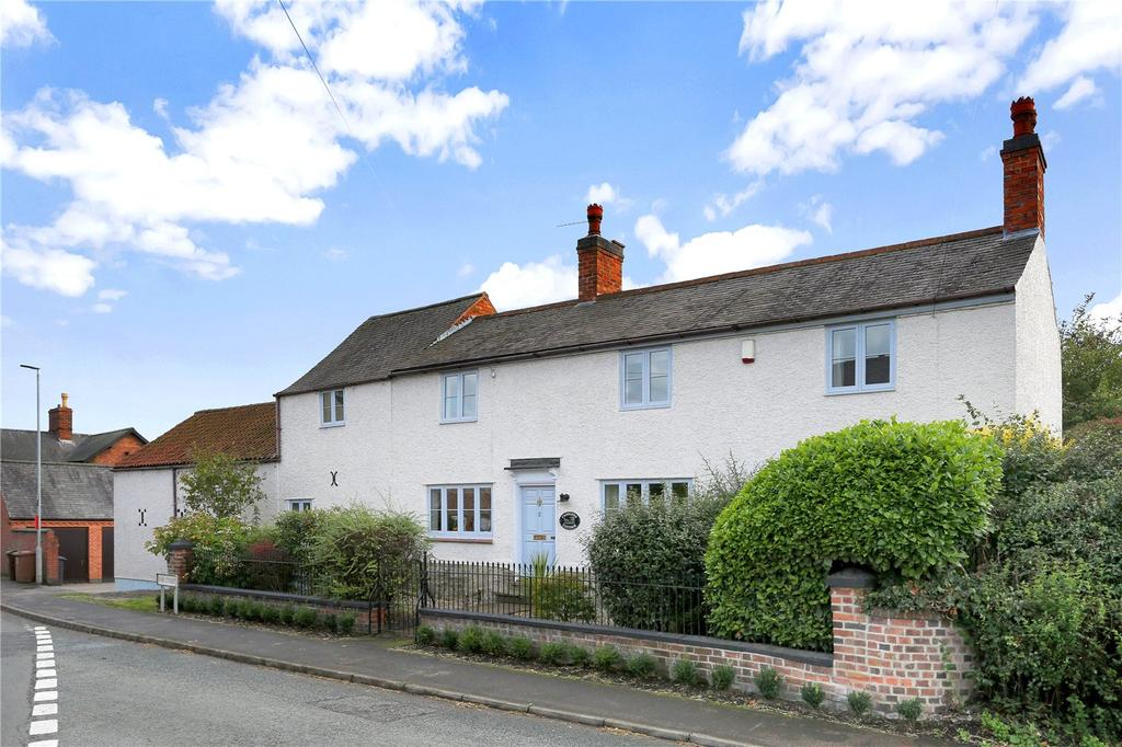4 Bedrooms Detached House for sale in Far Street, Wymeswold, Loughborough