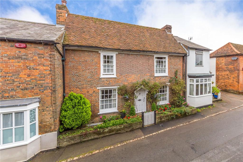 4 Bedrooms Terraced House for sale in Trowley Hill Road, Flamstead, St. Albans, Hertfordshire