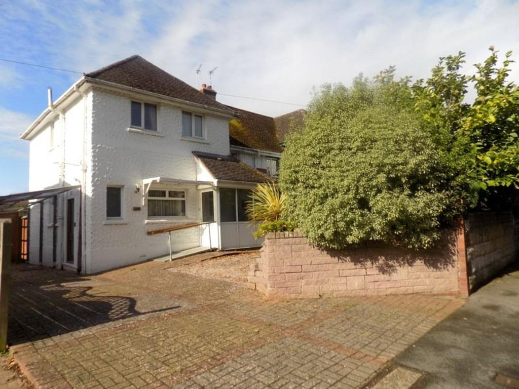 3 Bedrooms Semi Detached House for sale in Topsham Road, Exeter