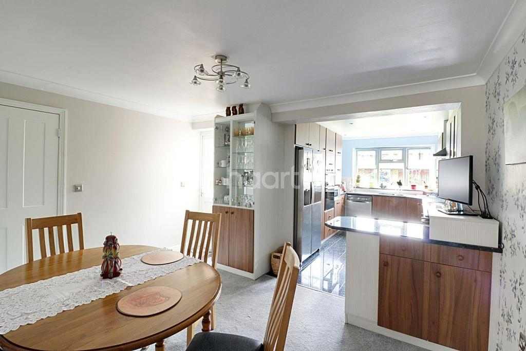 4 Bedrooms Terraced House for sale in Priestwood Avenue, Bracknell