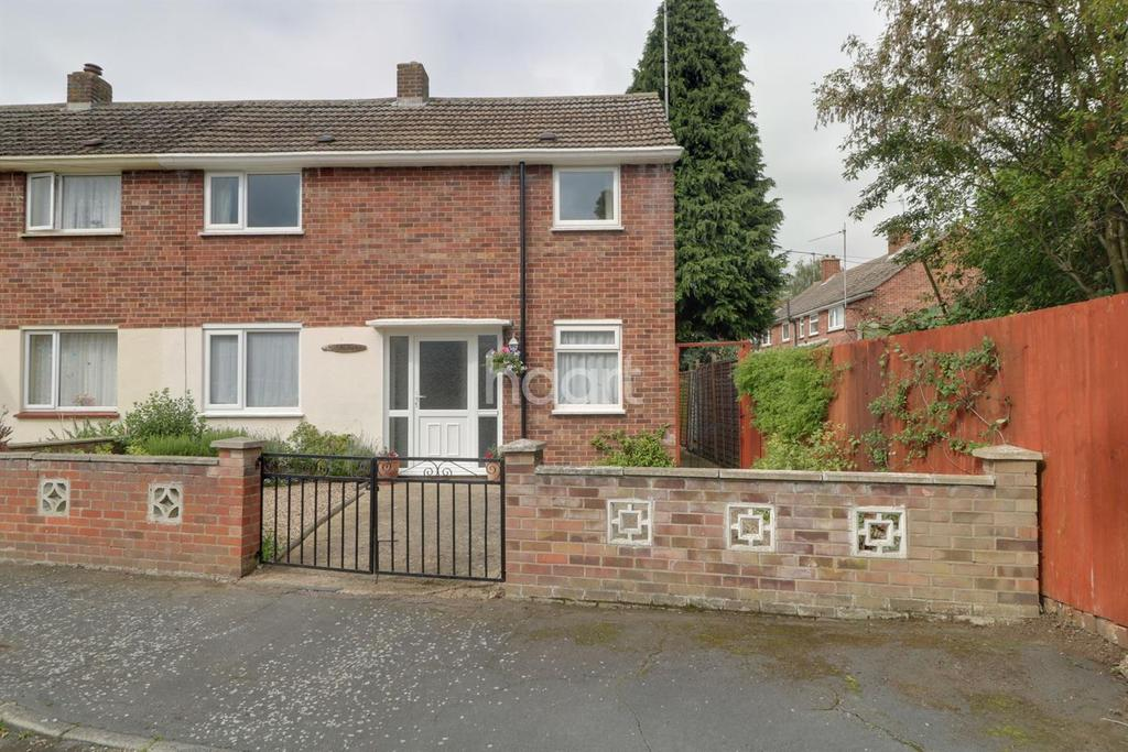 3 Bedrooms Semi Detached House for sale in Wavell Way, Cambridge