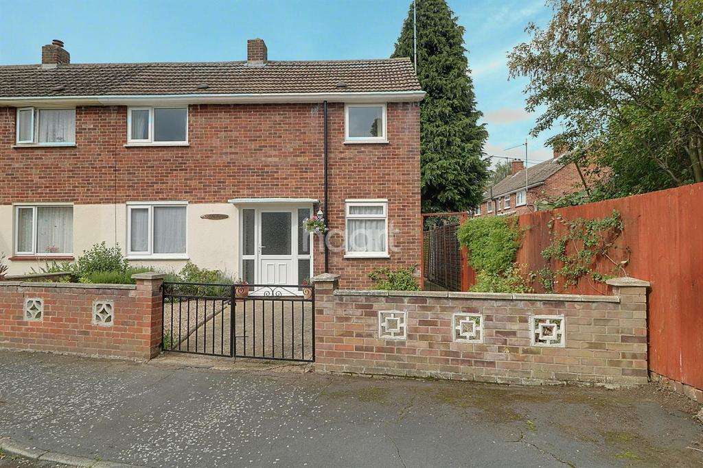 2 Bedrooms Semi Detached House for sale in Wavell Way, Cambridge
