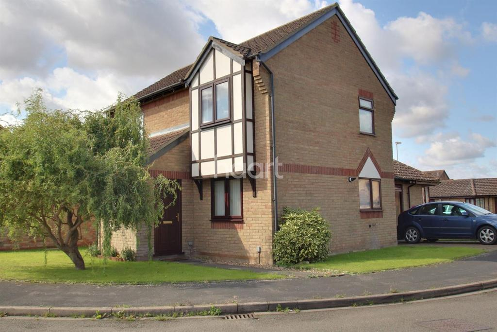 3 Bedrooms Detached House for sale in Vermuyden Way, Fen Drayton, Cambs
