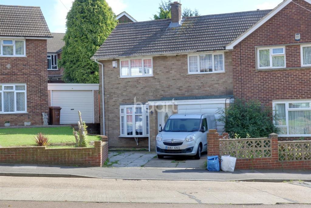 3 Bedrooms Semi Detached House for sale in Albatross Avenue, Strood, ME2
