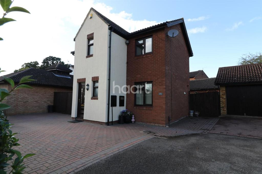 3 Bedrooms Detached House for sale in Barn Owl Close, East Hunsbury