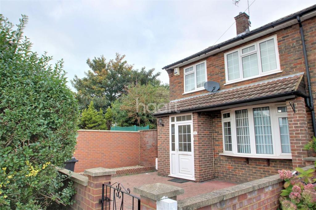 3 Bedrooms End Of Terrace House for sale in Monksfield Way