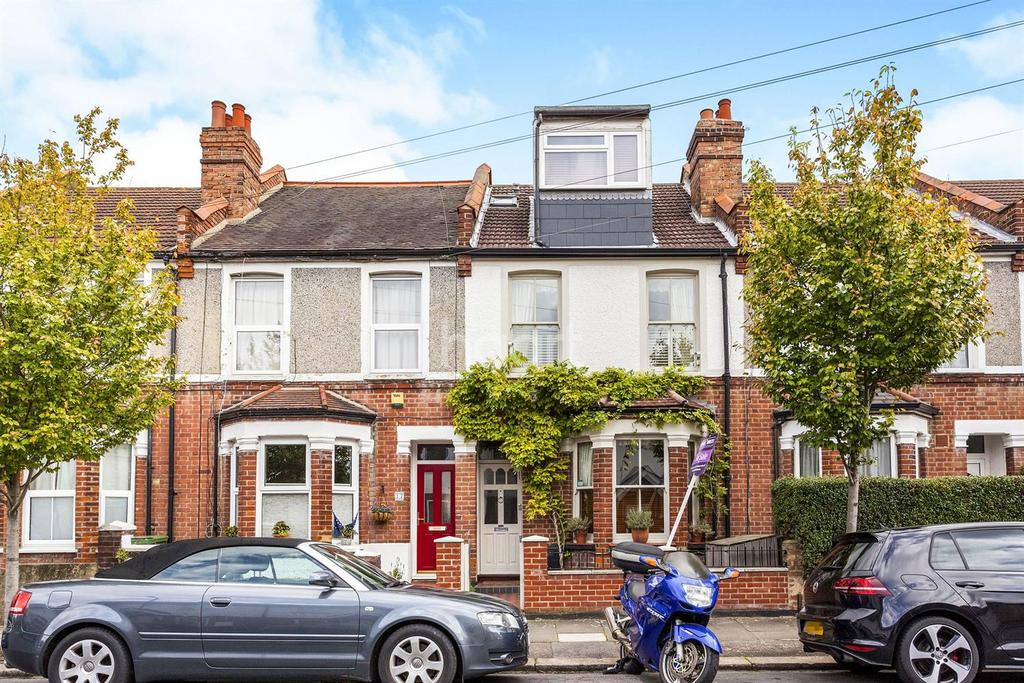 4 Bedrooms Terraced House for sale in Grove Road, South Wimbledon, SW19