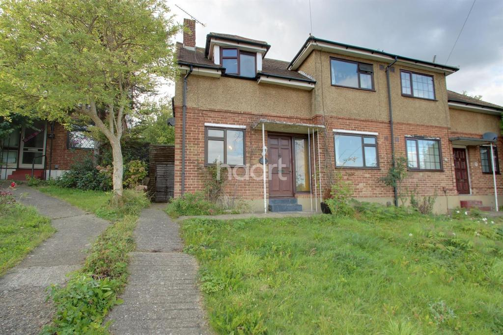 3 Bedrooms Semi Detached House for sale in Madden Avenue , Chatham