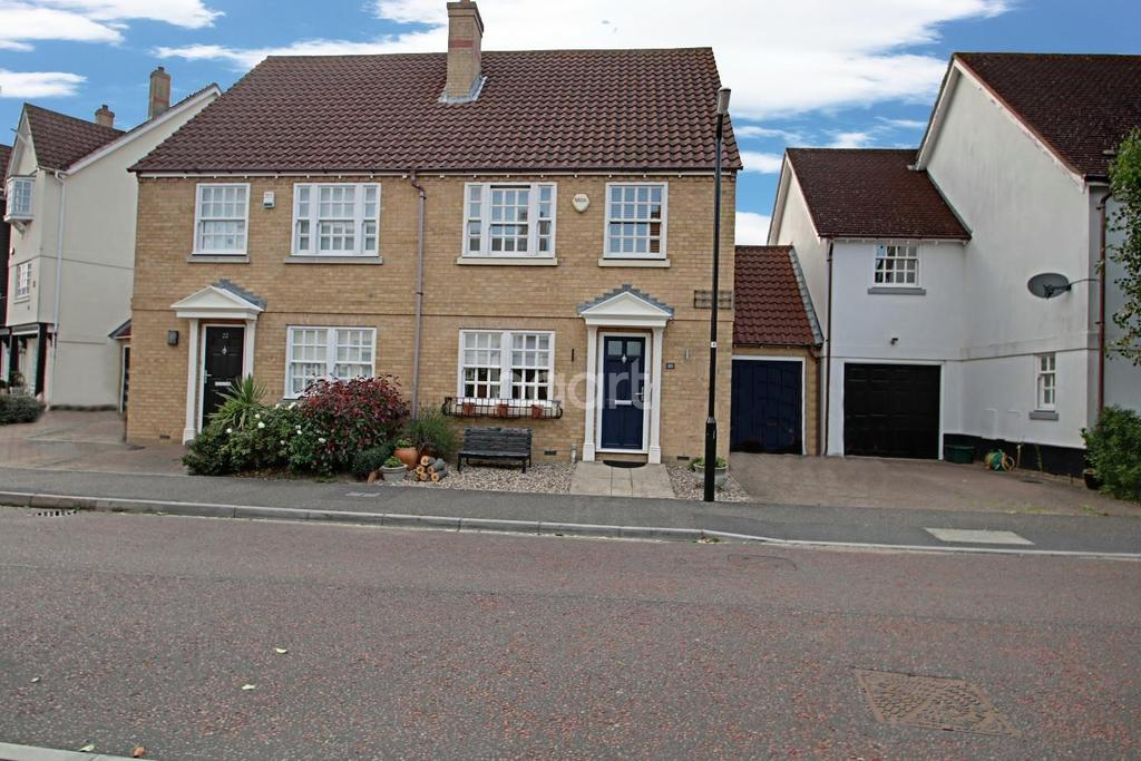 3 Bedrooms Semi Detached House for sale in Old Ferry Road