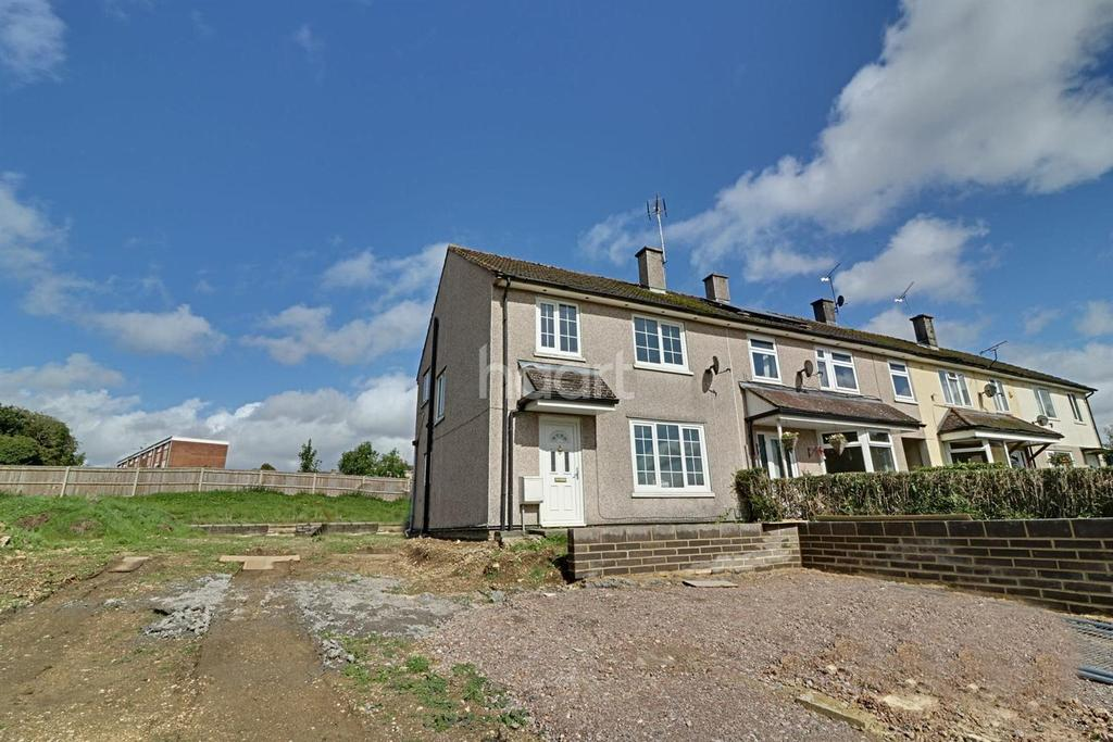 3 Bedrooms End Of Terrace House for sale in Akers Way, Moredon, Swindon