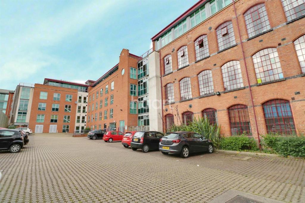 2 Bedrooms Flat for sale in Portland Square, Canning Circus