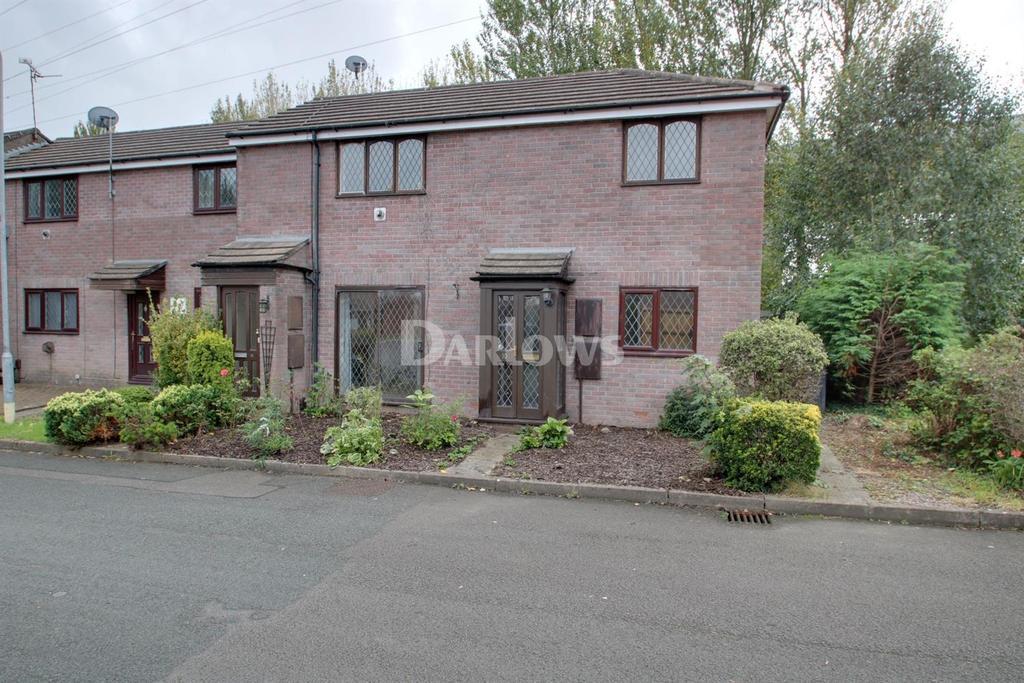 1 Bedroom Flat for sale in Downlands Way, Rumney, Cardiff
