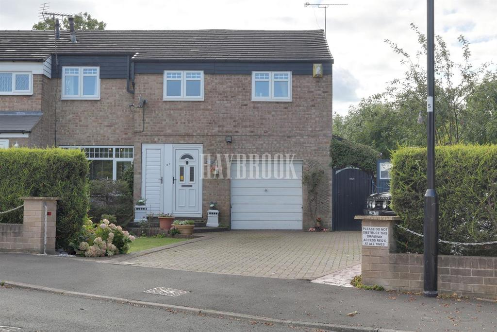 4 Bedrooms End Of Terrace House for sale in Acacia Avenue, Chapeltown
