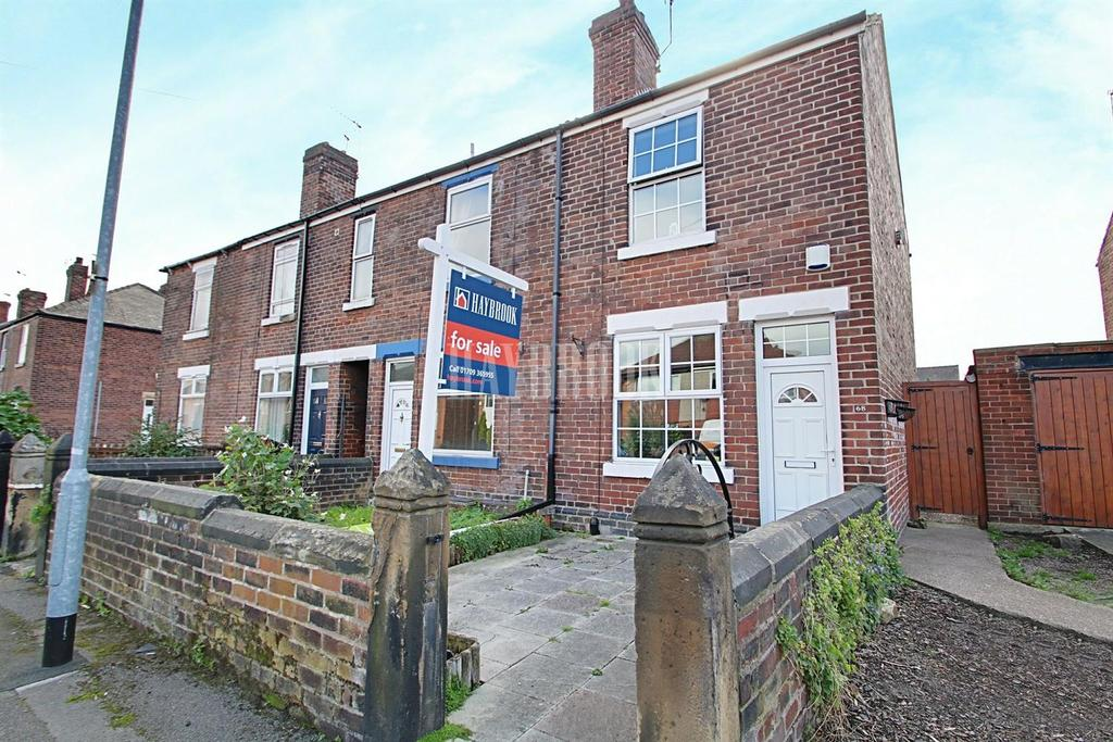 2 Bedrooms End Of Terrace House for sale in Gilberthorpe Street, Clifton