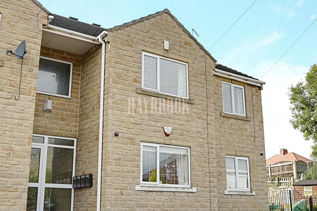 2 Bedrooms Flat for sale in Old School Close, Hoyland