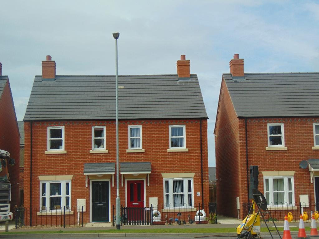 2 Bedrooms Semi Detached House for sale in Station Street, Holbeach, Spalding, Lincs, PE12 7LF