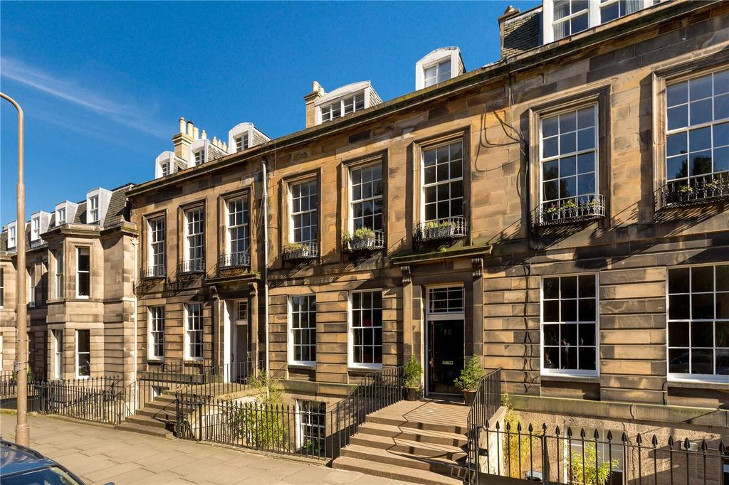 4 Bedrooms Flat for sale in 10.1 Inverleith Terrace, Inverleith, Edinburgh, EH3