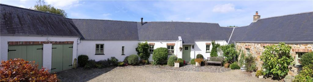 4 Bedrooms Detached Bungalow for sale in Tregwynt, Nr Castle Morris, Haverfordwest, Pembrokeshire, SA62