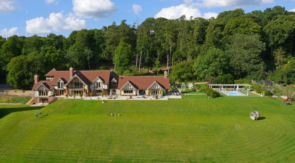 6 Bedrooms Equestrian Facility Character Property for sale in Whitchurch on Thames, Reading, RG8