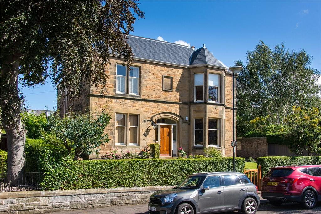 5 Bedrooms Detached House for sale in 39 Hermitage Gardens, Morningside, Edinburgh, EH10