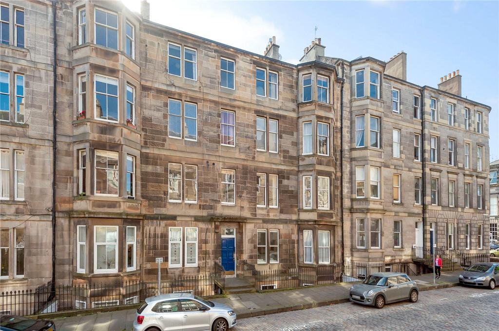 3 Bedrooms Flat for sale in 11 (3F2) Leslie Place, Stockbridge, Edinburgh, EH4