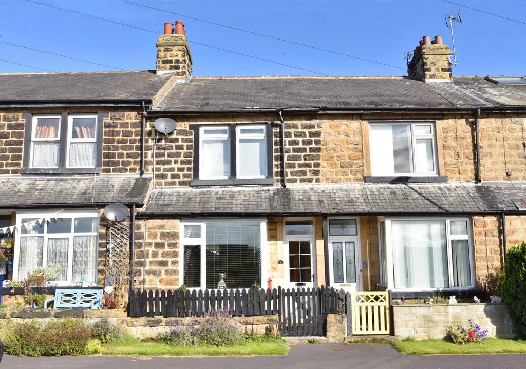 2 Bedrooms Terraced House for sale in Pine Street, Harrogate