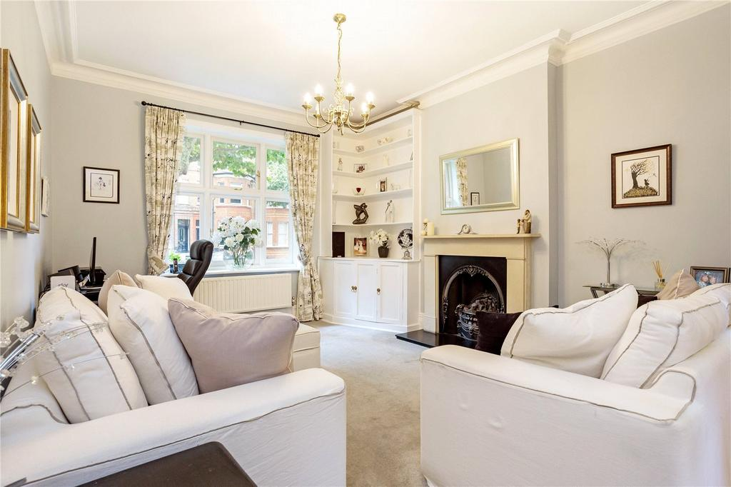 3 Bedrooms Maisonette Flat for sale in Carlton Mansions, 203 Randolph Avenue, London, W9