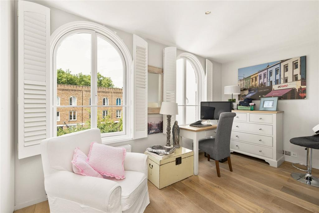 3 Bedrooms Maisonette Flat for sale in Powis Square, Notting Hill, London, W11