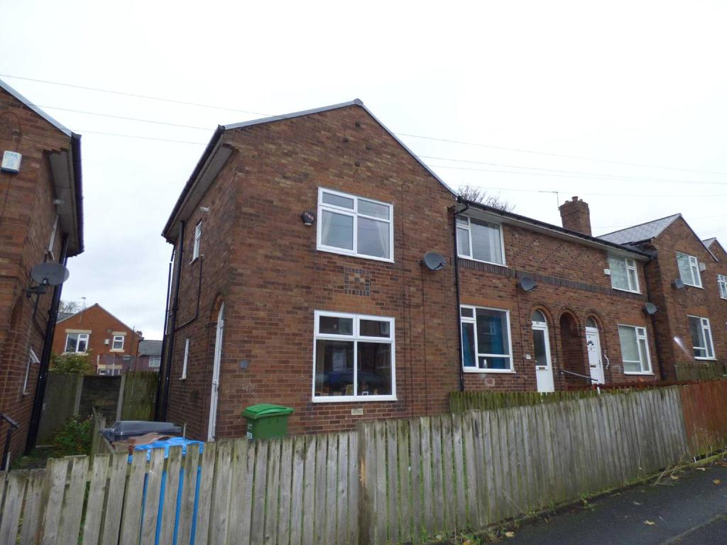 2 Bedrooms House for sale in Thackeray Road, Oldham, Greater Manchester, OL1