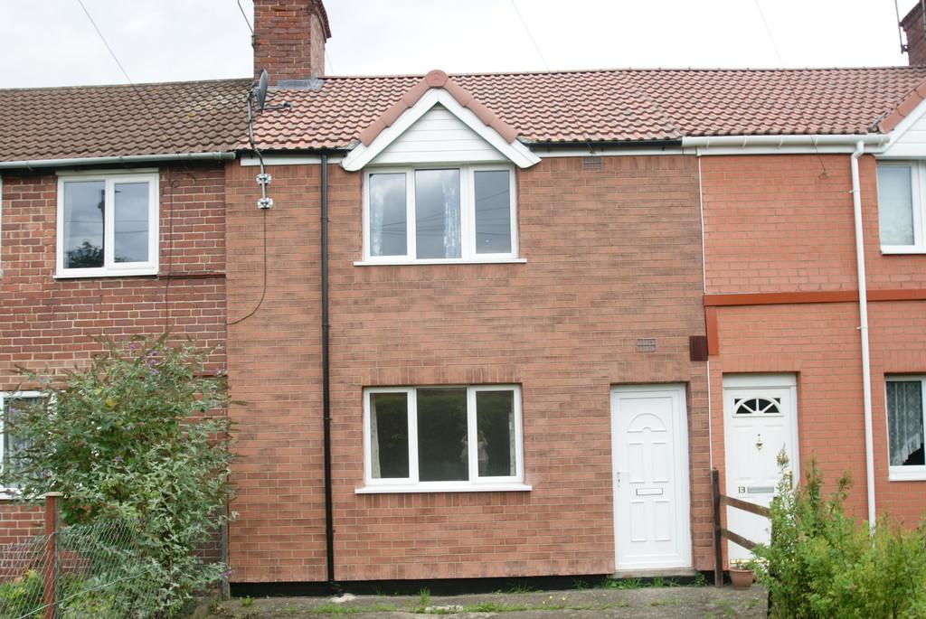 3 Bedrooms Terraced House for sale in Queen Marys Road, New Rossington
