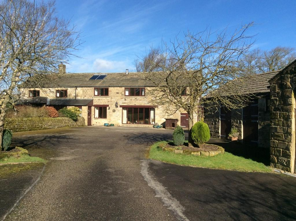 4 Bedrooms Farm House Character Property for sale in Thornthwaite Near Harrogate