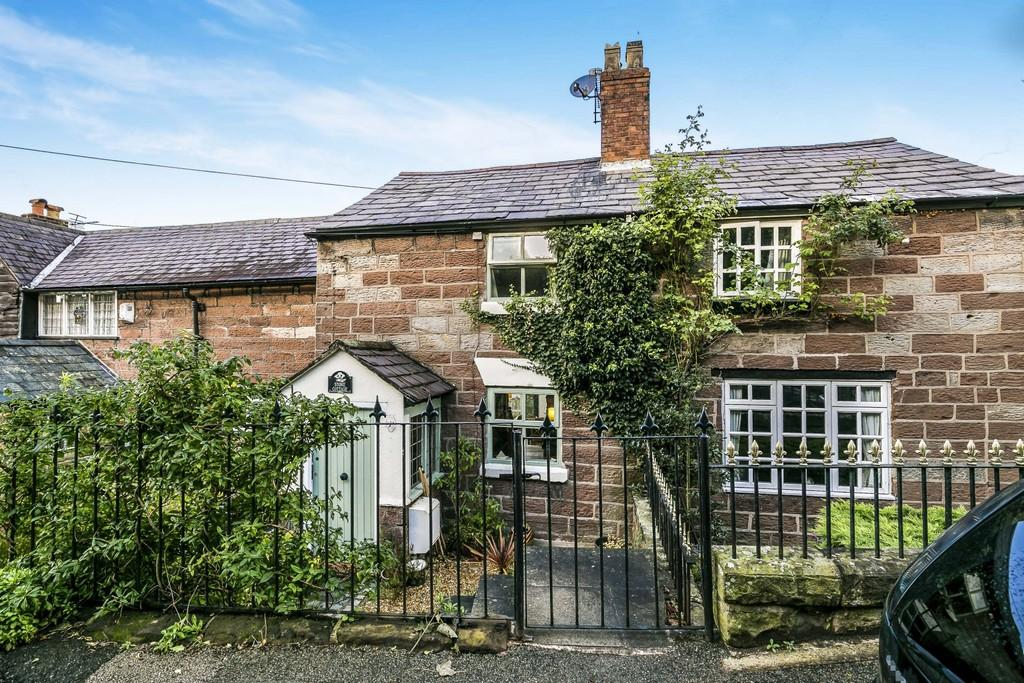 2 Bedrooms Terraced House for sale in Stone Cottage, Kelsall, CW6 0NJ