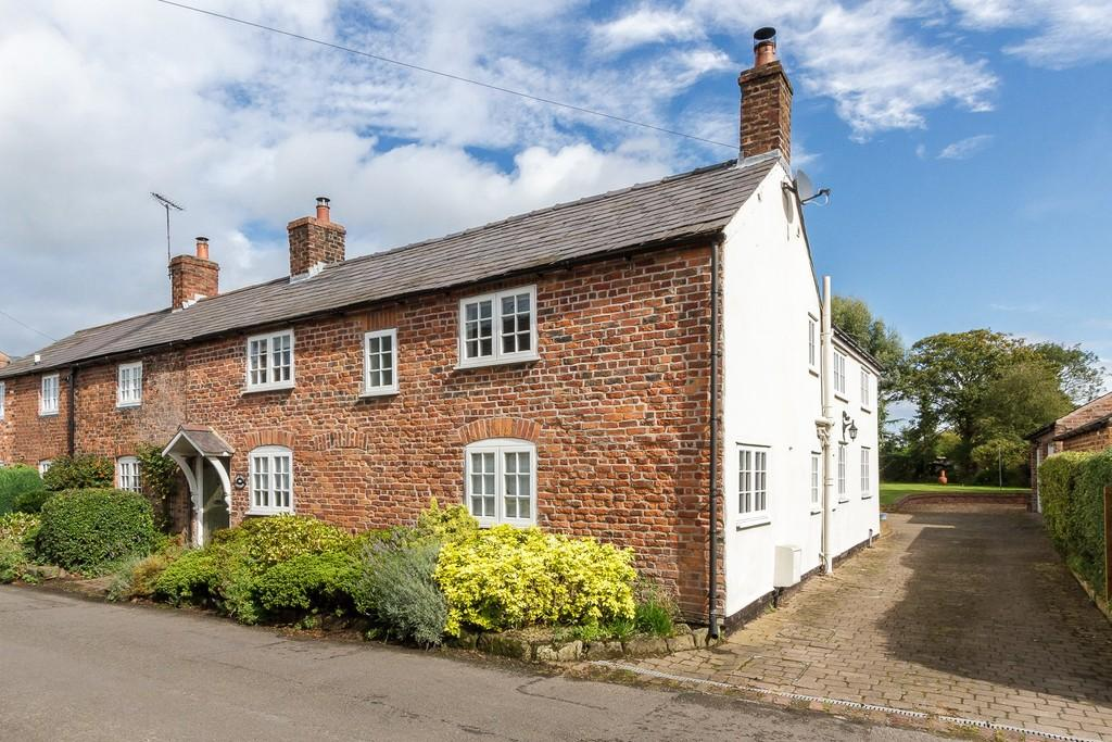 5 Bedrooms Link Detached House for sale in Pear Tree Cottage, Ashton Hayes, CH3 8BH