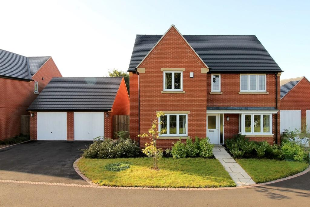 4 Bedrooms Detached House for sale in Celandine Road, Shepshed