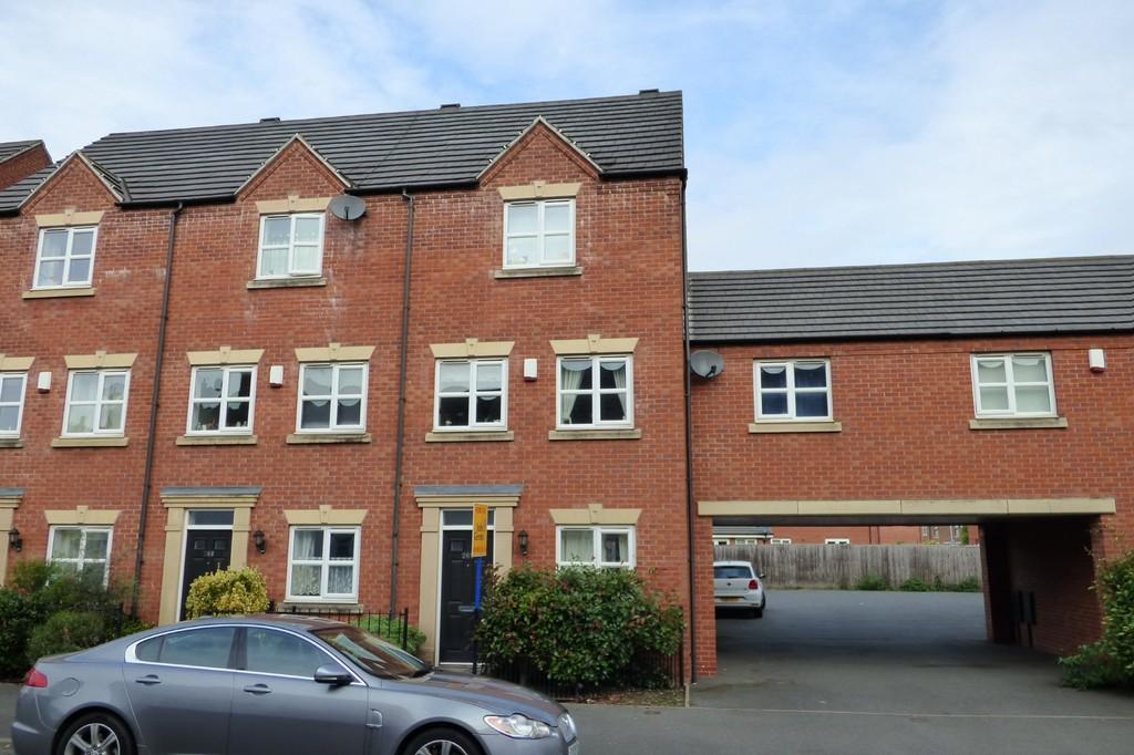 3 Bedrooms Town House for sale in Dallow Street, Burton-Upon-Trent