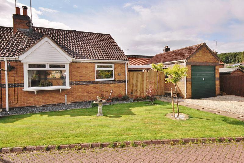 2 Bedrooms Bungalow for sale in Pickering Park, Middleton on the Wolds