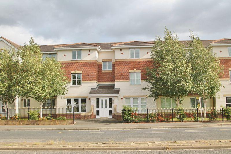 2 Bedrooms Apartment Flat for sale in Mill Meadow Court, Norton