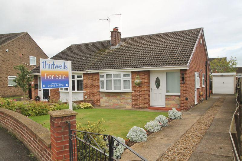 2 Bedrooms Bungalow for sale in Carlbury Avenue, Acklam