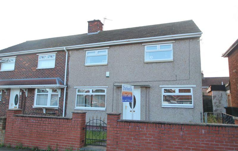 3 Bedrooms Semi Detached House for sale in Ettington Avenue, Middlesbrough