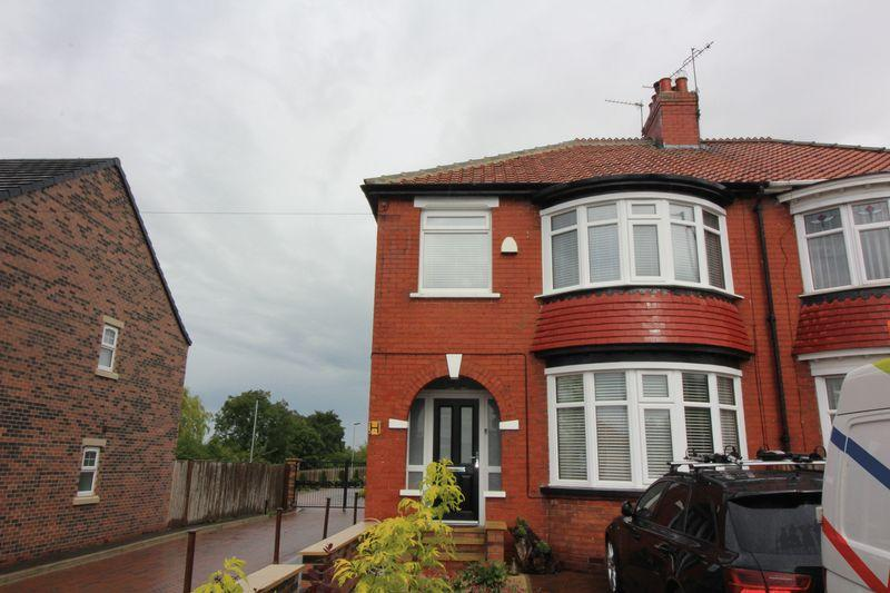 3 Bedrooms Semi Detached House for sale in Ormesby Bank, Middlesbrough