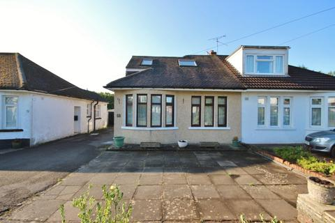 3 bedroom semi-detached bungalow for sale - Park Avenue, Whitchurch, Cardiff