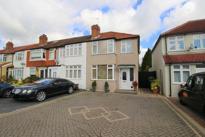 4 Bedrooms End Of Terrace House for sale in Old Farm Avenue, Sidcup