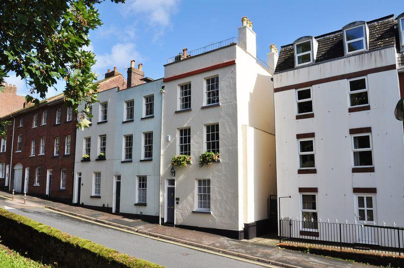 3 Bedrooms End Of Terrace House for sale in Bartholomew Street West, Exeter