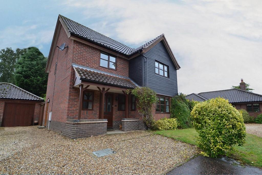 3 Bedrooms Detached House for sale in Park Close, Barford
