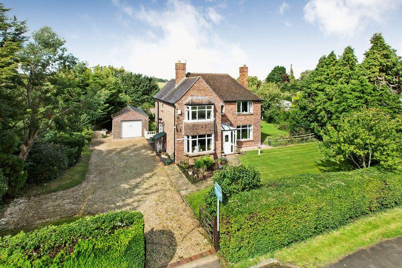 3 Bedrooms Detached House for sale in WRANTAGE