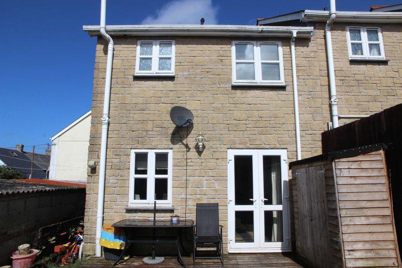 3 Bedrooms End Of Terrace House for sale in Clodan Mews, St Columb Road