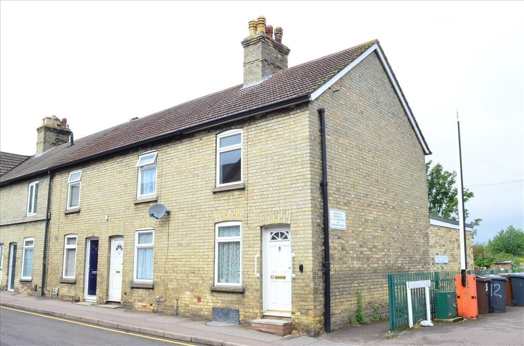 2 Bedrooms End Of Terrace House for sale in Queens Road, ROYSTON, SG8