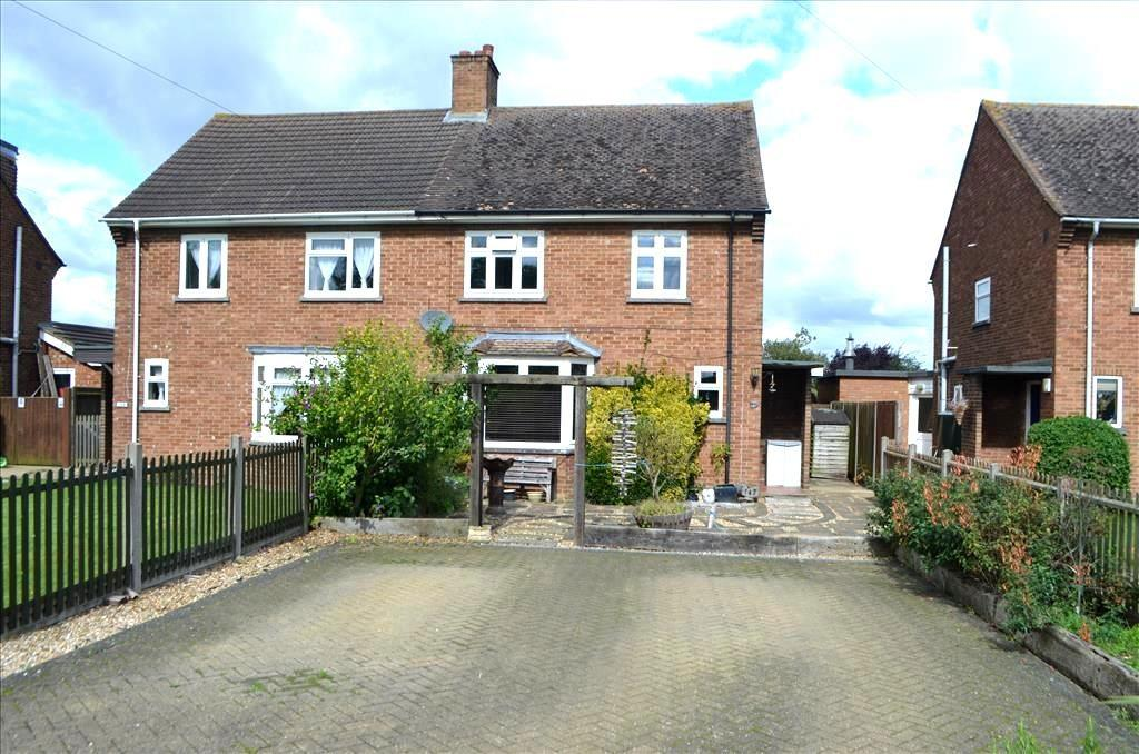 3 Bedrooms Semi Detached House for sale in Station Road, Tempsford, Sandy, SG19