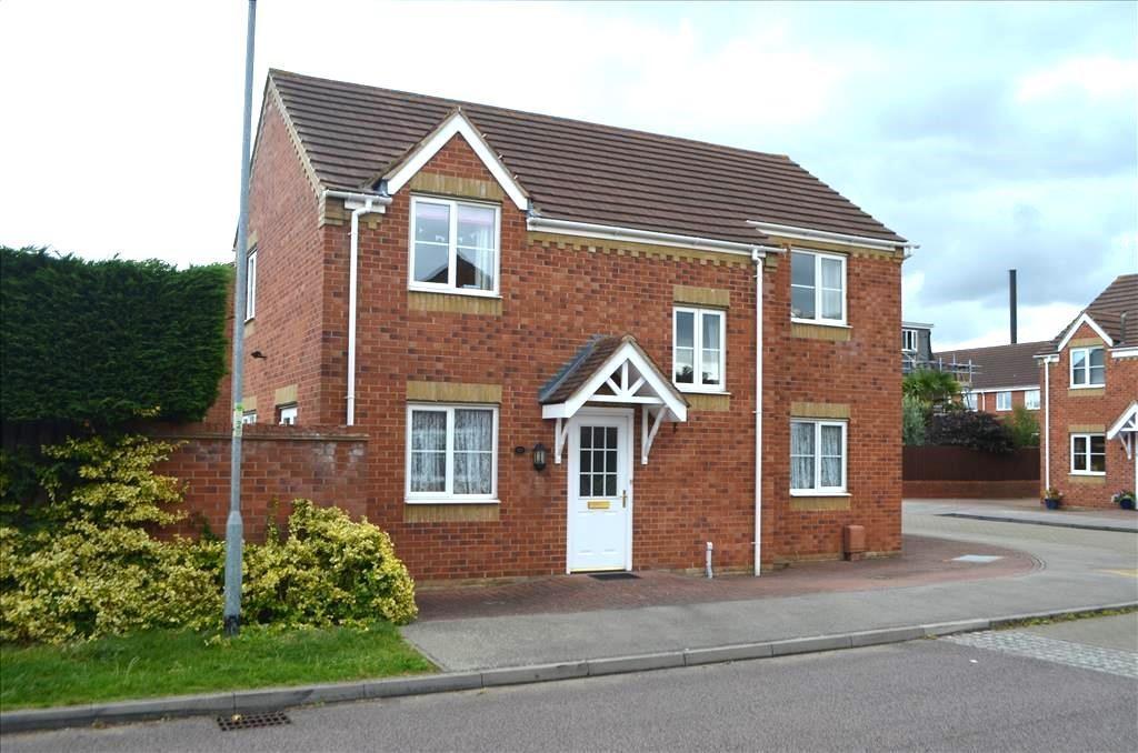 4 Bedrooms Detached House for sale in Brunel Drive, Biggleswade, SG18